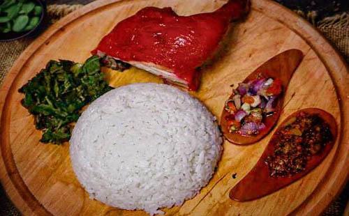 Ayam Canton Ngasap Kang Asep