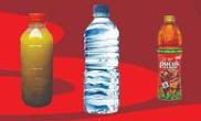 Air Mineral / Teh / Kunyit Asam