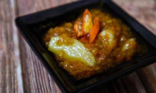 sambal bawang ngasap kang asep