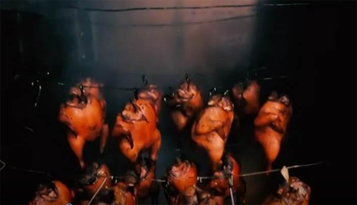 ayam asap surabaya masak canton