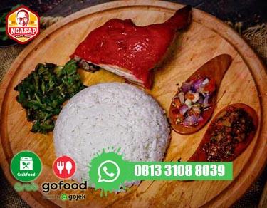 Nasi Kotak Ayam Surabaya